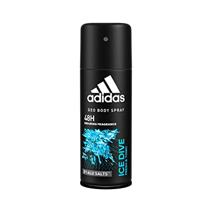 Desodorante adidas spray 150 ice dive
