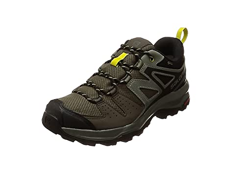 fdee290d SALOMON Men's X Radiant GTX Hiking and Multisport Shoes Waterproof