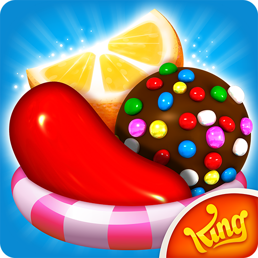 Candy Crush Saga (Most Addictive Puzzle Game)
