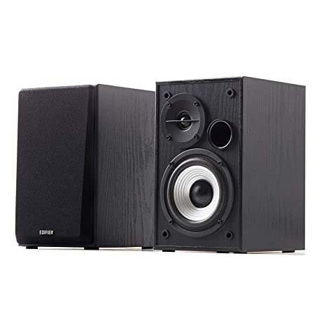 Edifier R980t 4 Active Bookshelf Speakers 2 0 Computer Speaker Powered Studio Monitor Pair