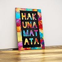 Javvuz - Hakuna Matata - Metal Poster