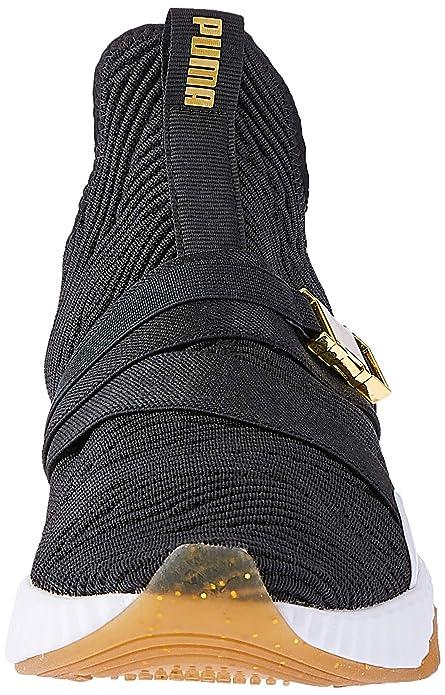 Puma Mujeres Calzado/Zapatillas de Deporte Defy Mid Varsity: Amazon.es: Zapatos y complementos