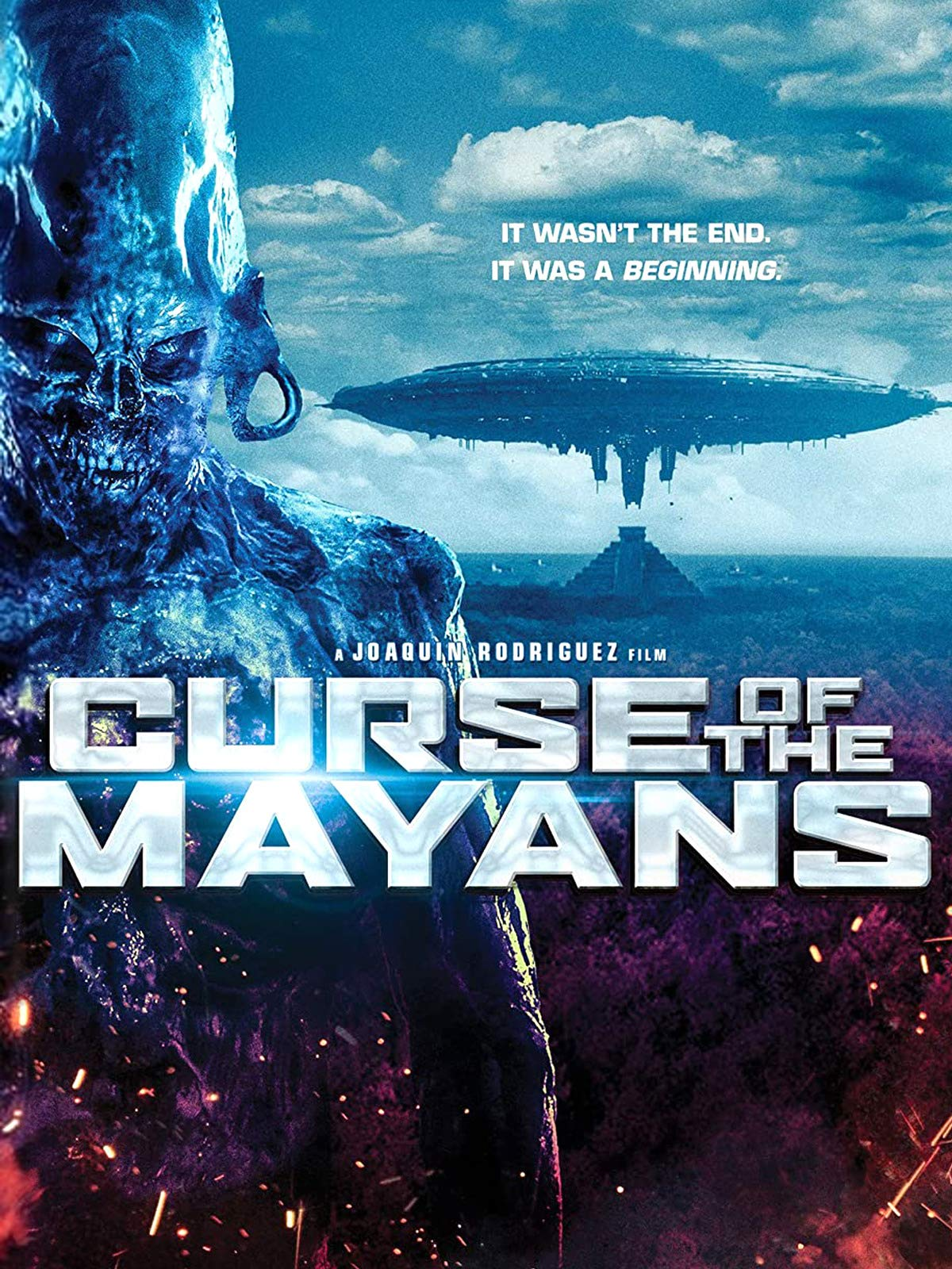 Curse of the Mayans on Amazon Prime Video UK