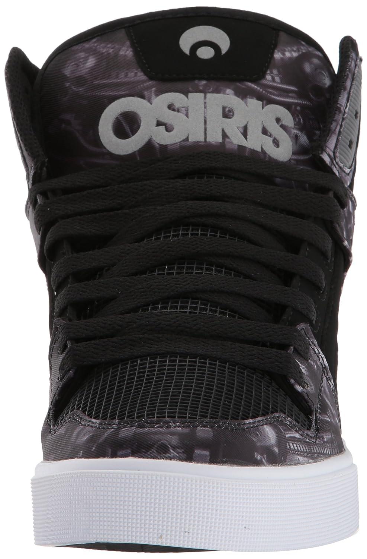 Osiris Clone Black//Black//Oxford