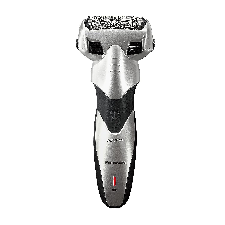 Panasonic Arc3 Electric Shaver 3-Blade Cordless Razor with Wet Dry Convenience for Men, ES-SL33-S
