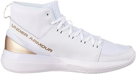 Under Armour UA Bgs X Level Ninja Scarpe Basket Bambino 1296005 106
