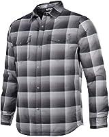 Vans Men's Plaidmatic Lightweight Jacket-Gray