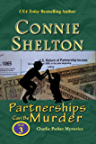 Partnerships Can Be Murder: A Girl and Her Dog Cozy Mystery (Charlie Parker Mystery Book 3)
