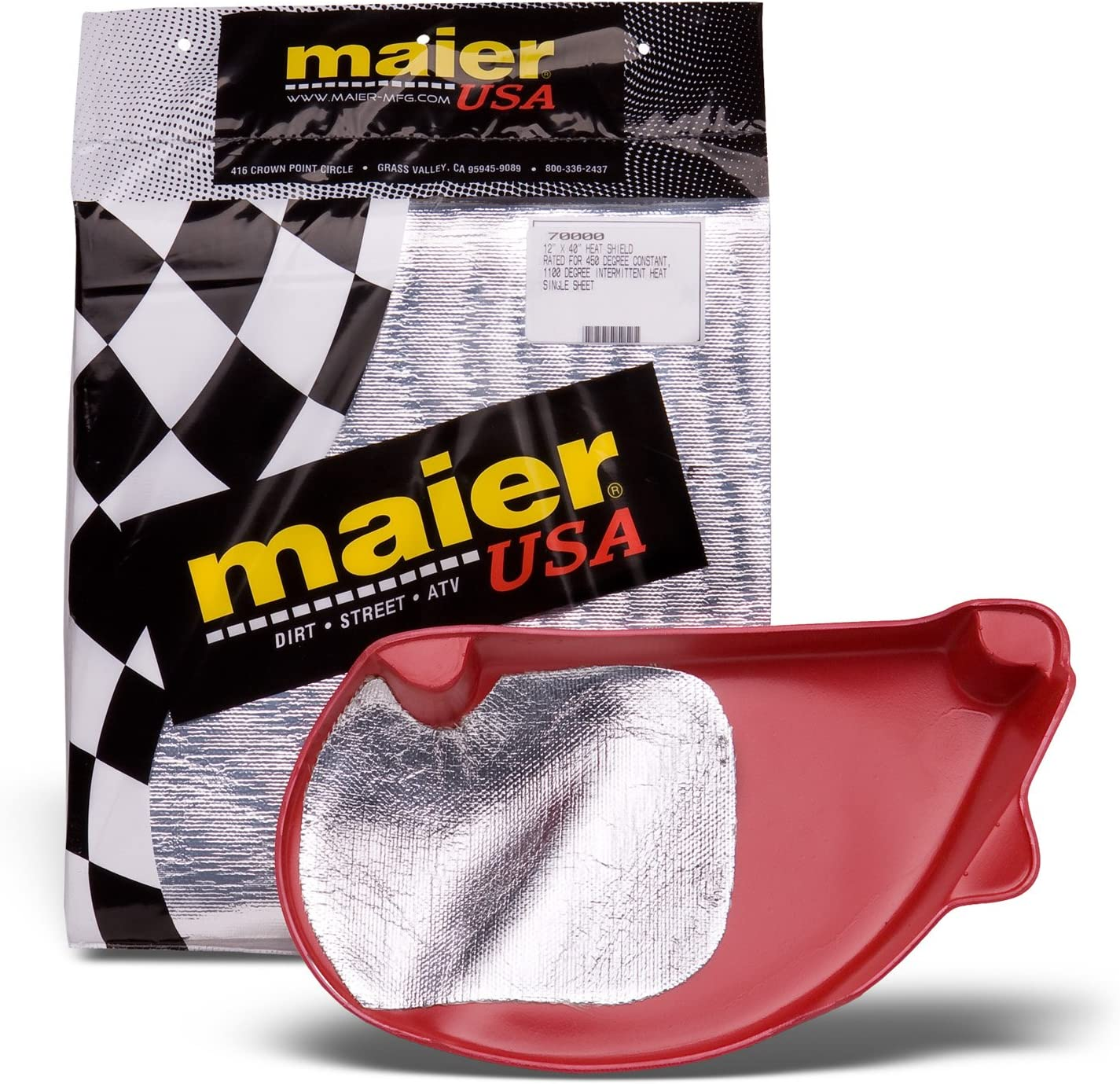 Maier USA 6 X 2 Heat Tile Kit 69995