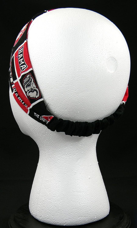 The University of Alabama headwrap//headband Handmade in the United States