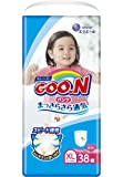 Goon Nappy Pant for 12-20 kg Children, X-Large, 38 Pieces, 38 count