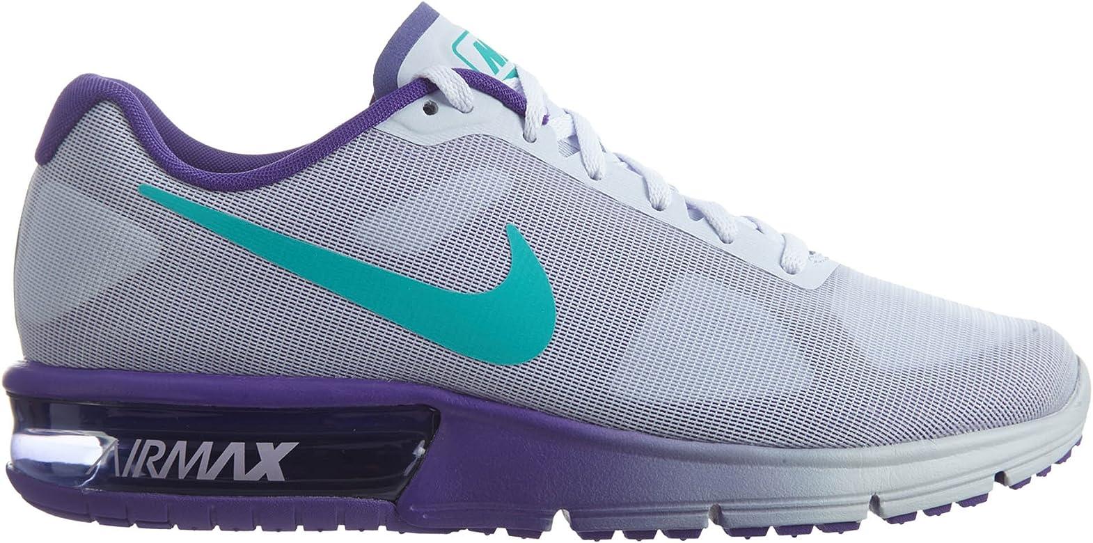 Nike 719916-504, Zapatillas de Trail Running para Mujer, Morado (Palest Purple/Clear Jade Fierce Purple), 42.5 EU: Amazon.es: Zapatos y complementos