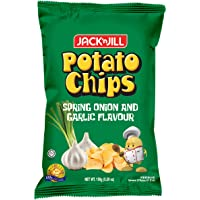 Jack'n Jill Potato Chips, Sour Cream and Onion, 150g