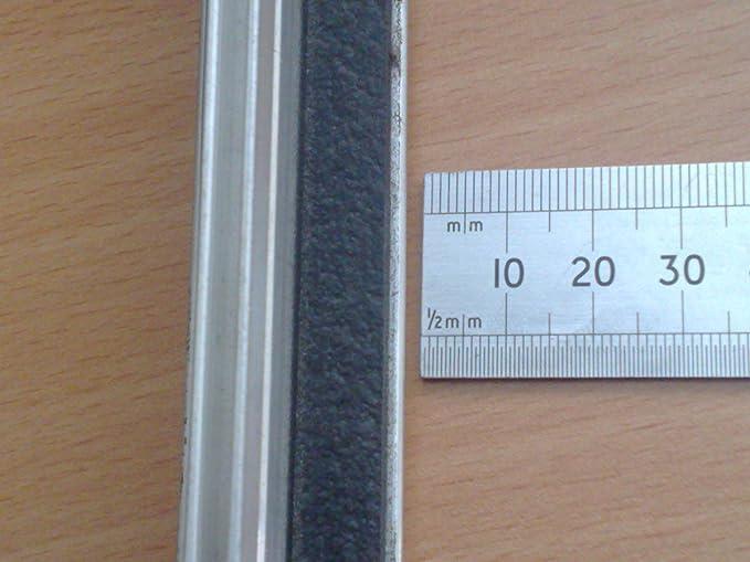 Gewächshaus Verglasung Dichtung 25 Meter Rolle 10mm x 3mm PVC Universal