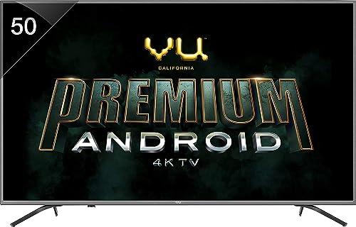 9. VU 126 cm 4K Ultra HD Smart LED TV
