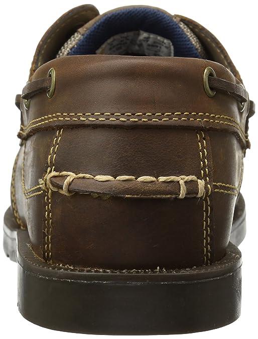 Mocasines de hombre Earthkeepers Kiawahby de Timberland, color Marrón, talla 42 EU: Amazon.es: Zapatos y complementos