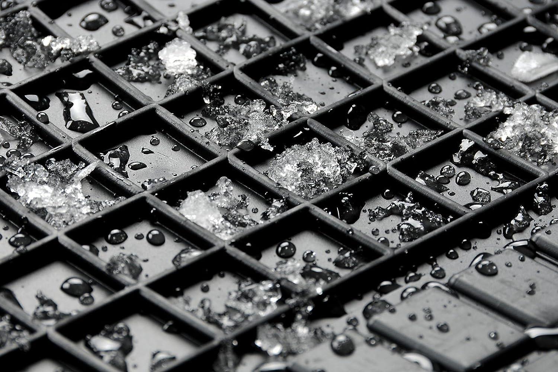 Frogum 0808 Gummimatten Auto Fu/ßmatten Gummi Passgenau 4-teiliges Automatten Set Schwarz