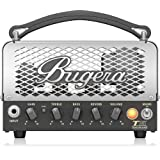 BUGERA T5 5-Watt Cage-Style Amplifier Head with Infinium Tube Life Multiplier and Reverb Multi Colored