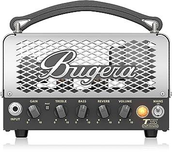 Bugera 032670 - Amplificador cabezal para guitarra: Amazon.es: Instrumentos musicales