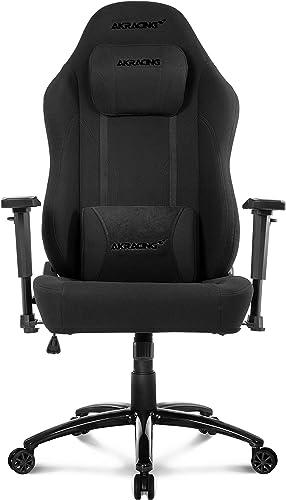 AKRacing Office Series Opal Ergonomic Fabric Computer Chair