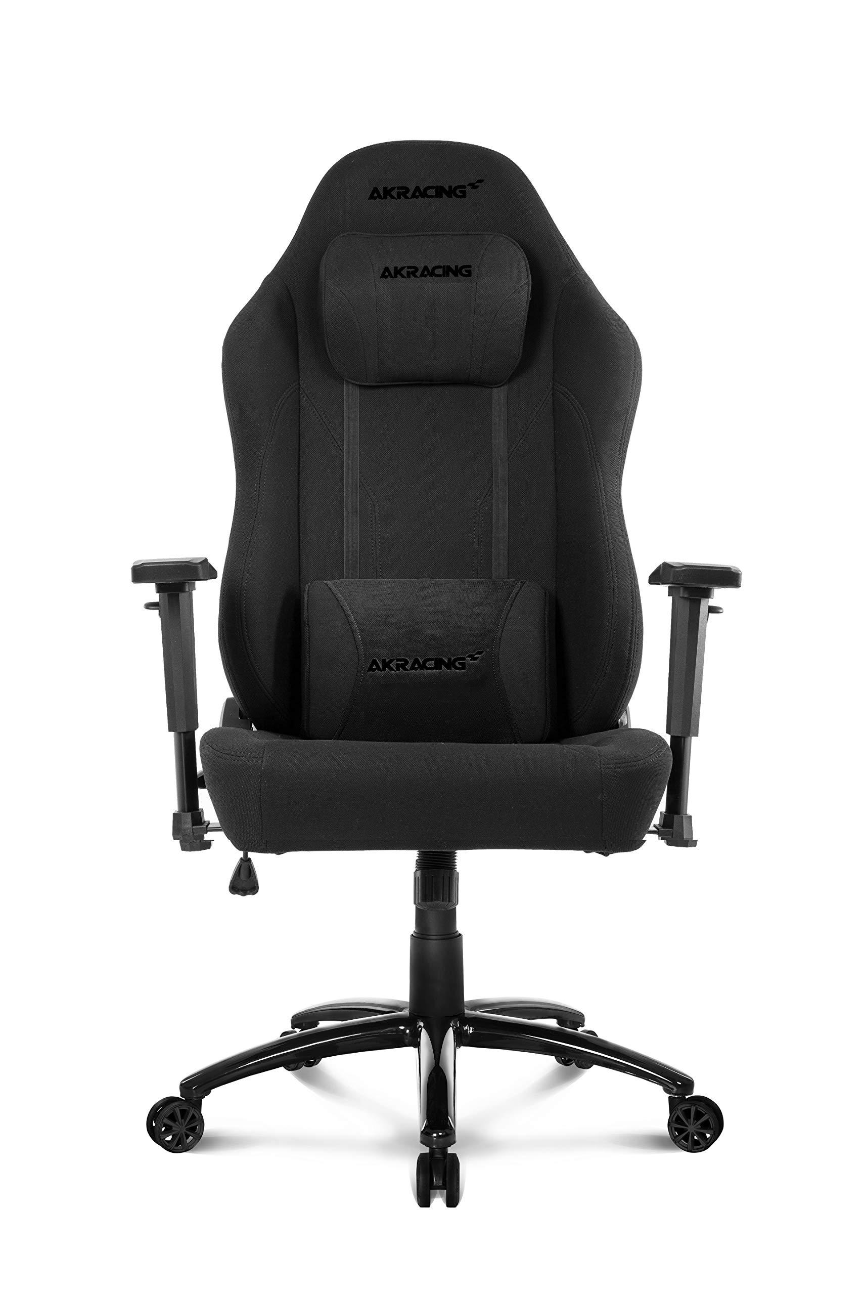 AKRacing Office Series Opal Ergonomic Computer Chair with High Backrest, Recliner, Swivel, Tilt, Rocker and Seat Height Adjustment Mechanisms with 5/10 warranty