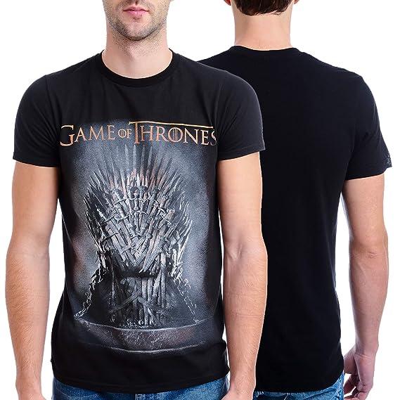 Nera Da Throne Maglietta Uomo2xlAmazon The Thrones it Game Of cS354AjLRq