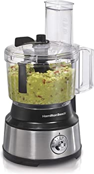 Hamilton Beach Vegetable Chopper with Bowl Scraper