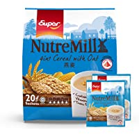 Super Nutremill 4 in 1 Instant Cereal Drink - With Oat, 700 g (Pack of 20)