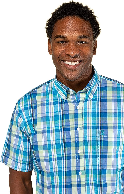 JP 1880 Mens Big /& Tall Short Sleeved Shirts 2 Pack 720264