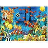 Melissa & Doug 1,500-Piece Shipwreck Reef and Tropical Fish Jigsaw Puzzle (33 x 24 inches)