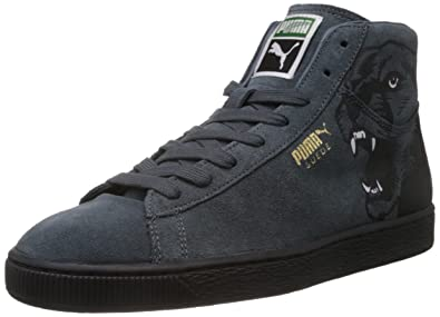 Puma Suede Mid Classic+ RoarCat Sneakers For Men