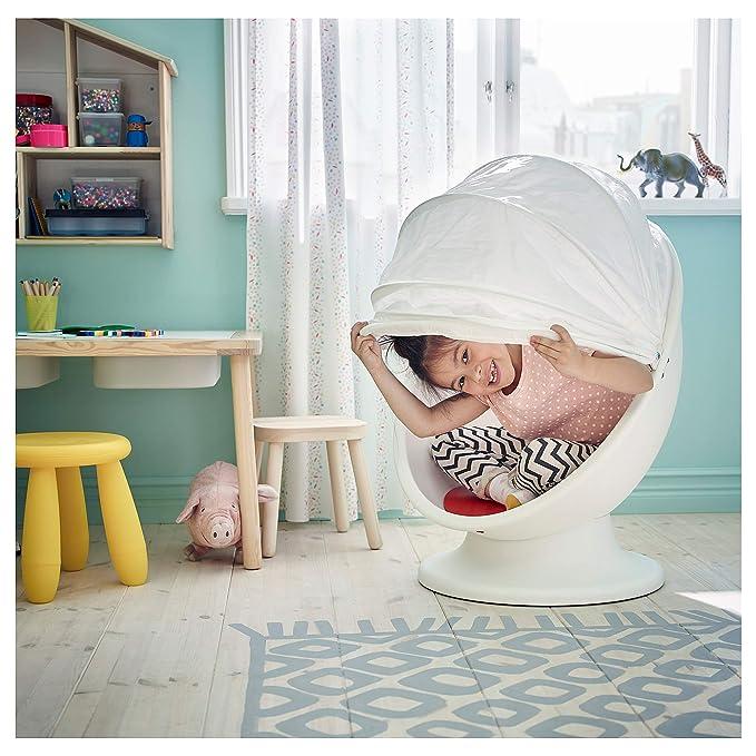 Amazon.com: IKEA.. 104.071.36 Ps Lömsk - Silla giratoria ...