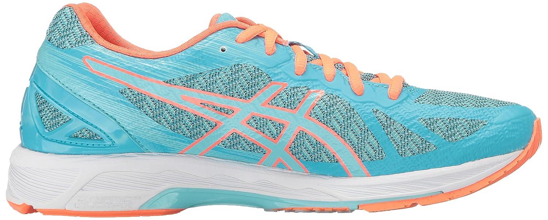 ASICS Women's Gel-DS Trainer 22 Running Shoe B01GSVJ56O 5.5 B(M) US|Aquarium/Aqua Splash/Flash Coral