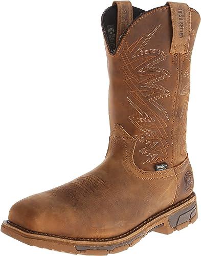 Steel Toe Waterproof Work Boot