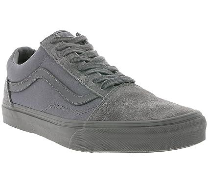 f8932947a1 Vans Old Skool Mono Sneaker Gray VN0A31Z9JUX5