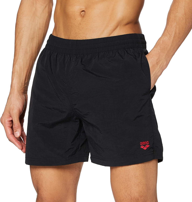 Arena Badeshorts Fundamentals Side Vent Shorts de Playa, Hombre