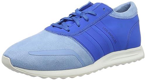 adidas Originals Los Ángeles Hombres zapatilla de deporte azul AQ2594: Amazon.es: Zapatos y complementos