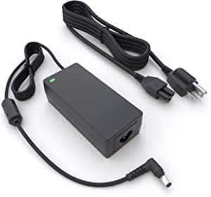 PowerSource 19V 3.42A 65W UL Listed 14Ft Extra Long AC-Adapter-Charger for Toshiba-Satellite C55 C55D C655 L755 P55W PA3822U PA3714U PA3917U PA5177U-1ACA Laptop Power Supply Cord