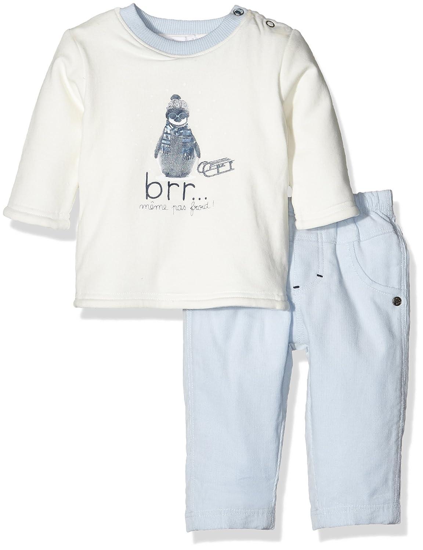 Absorba Boutique Baby-Jungen Bekleidungsset 9i36152