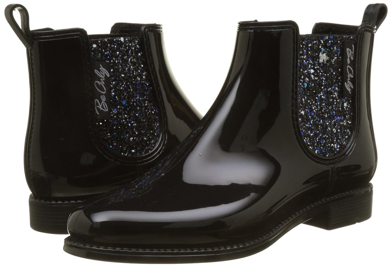 BE ONLY Damen Nashville Glitters schwarz schwarz schwarz Chelsea Stiefel 4221eb