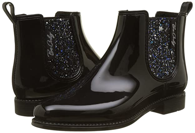 Be Only Nashville Glitters Noir, Women s Chelsea Boots  Amazon.co.uk  Shoes    Bags ba4b91135f