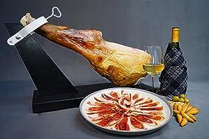 Pure Iberico 100% Ham Shoulder de Bellota by Fermin + Exclusive Ham Cover
