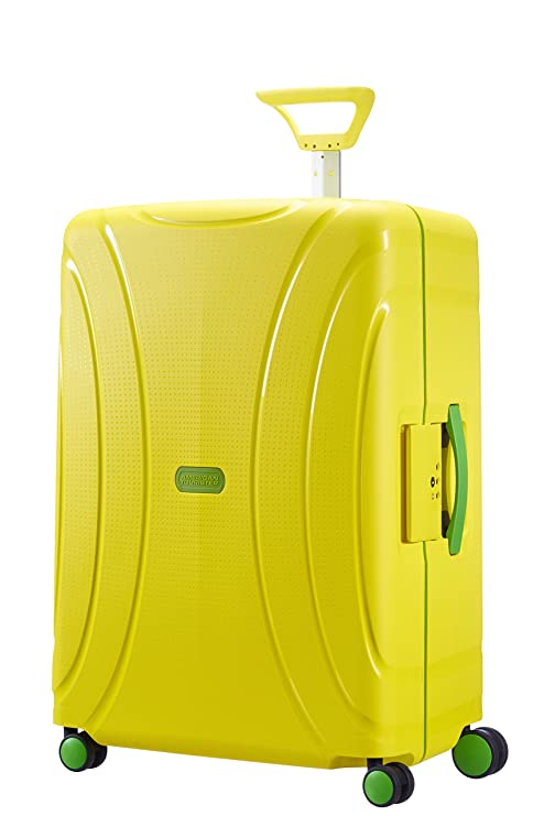 American Tourister Lock'N'Roll spinner, Bolsa de Viaje, Amarillo (Yellow