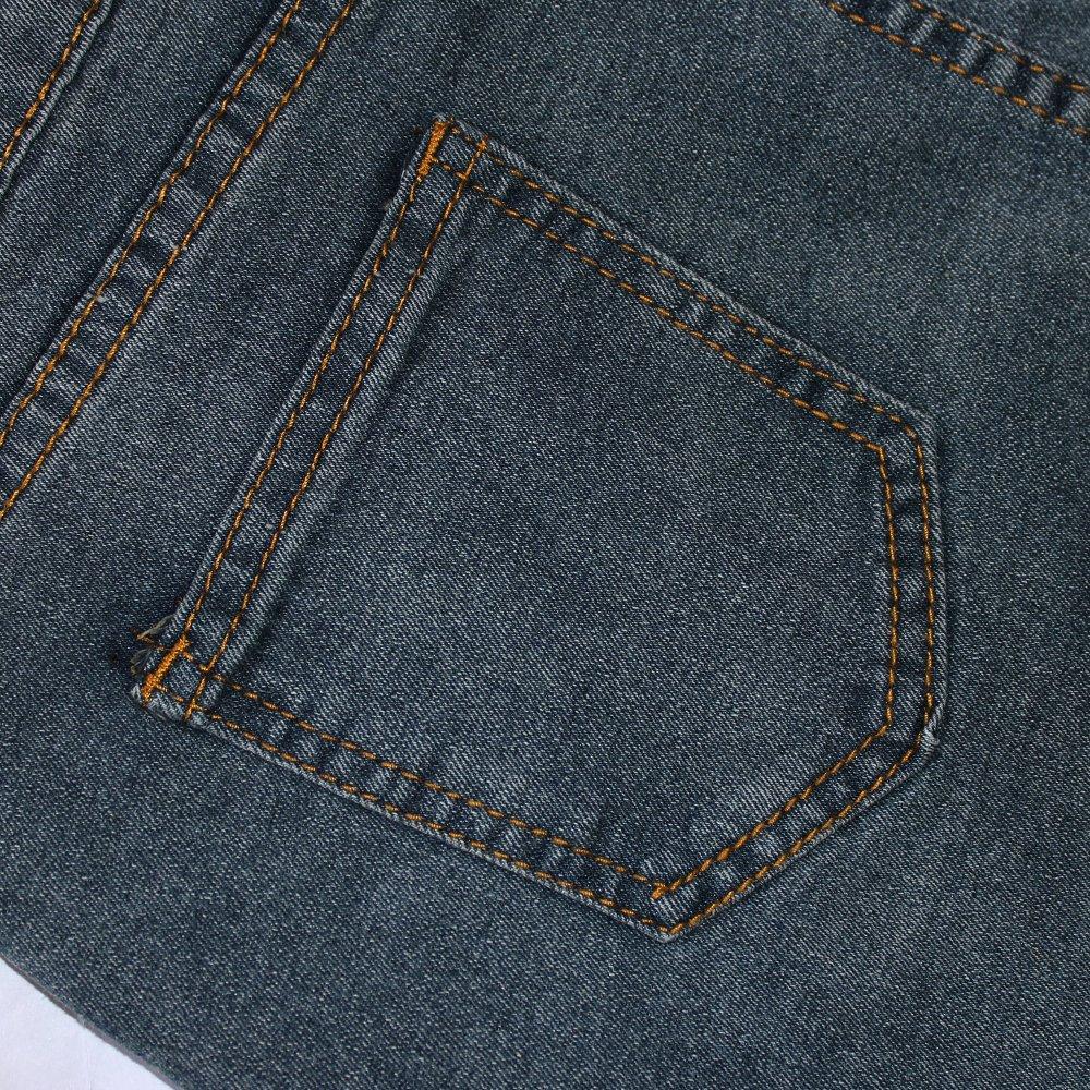 Goddess Area Women\'s Casual Short Denim Skirt (S, Blue2)