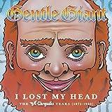 I Lost My Head: Chrysalis Years 1975 - 1980