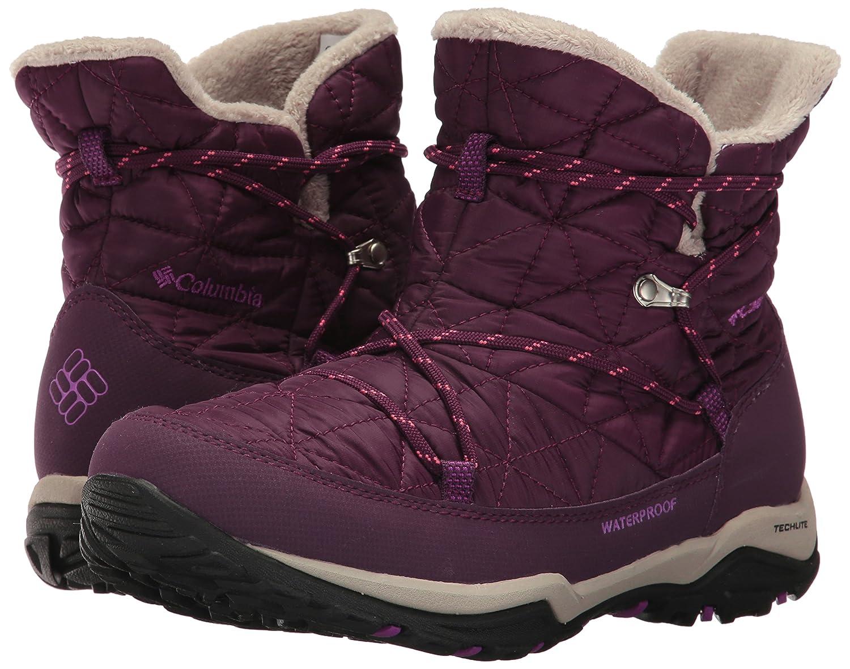 Columbia Women's Loveland Shorty Omni-Heat Snow Boot Dahlia, B01N5H9XHP 9 B(M) US|Purple Dahlia, Boot Intense Violet 807bad