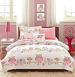 Amazon Com Girls Teen Kids Modern Comforter Bedding Set