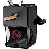 Westcott E-14216 00 - Afilador para lápices, diámetro 7-12 mm, color negro