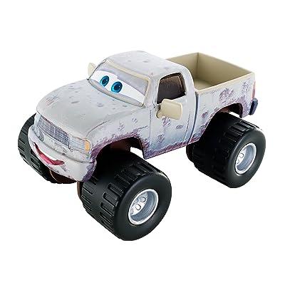 Disney Pixar Cars Craig Fäster Deluxe Die-cast Vehicle: Toys & Games