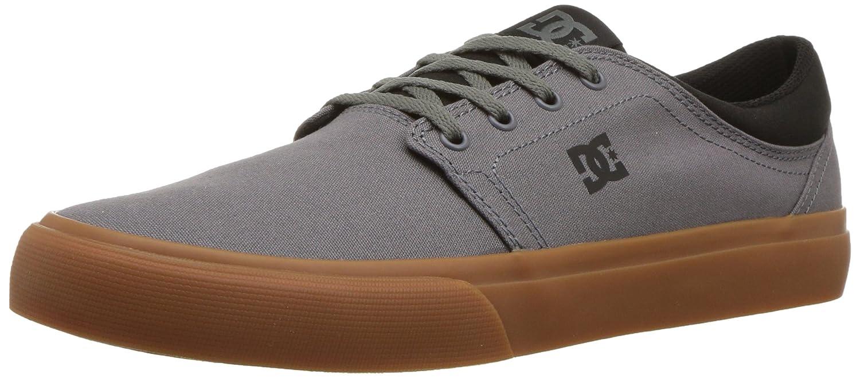 DC Shoes Trase TX Se, Baskets Basses Homme, Gris (Charcoal Grey), 42.5 EU